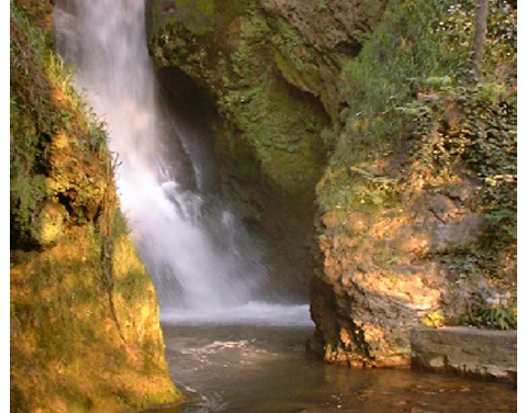 Dyserth Waterfall